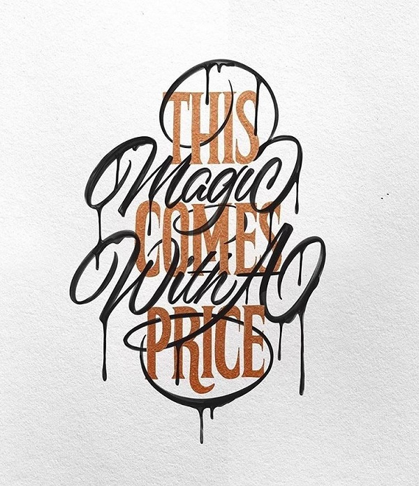Remarkable Lettering and Typography Designs - 19