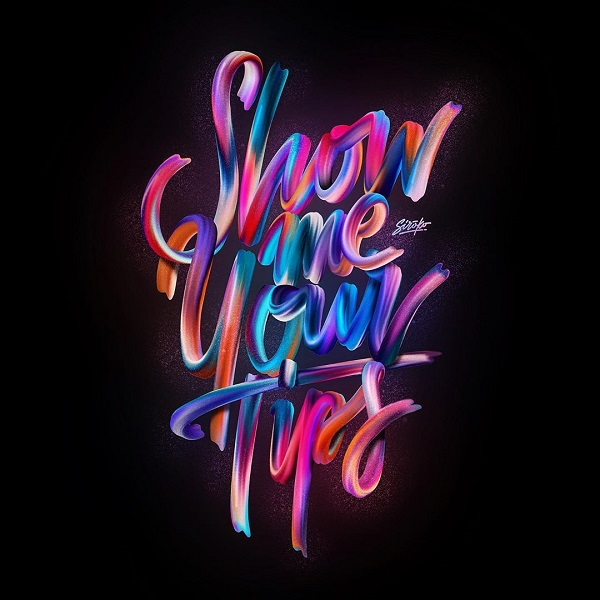 Remarkable Lettering and Typography Designs - 37