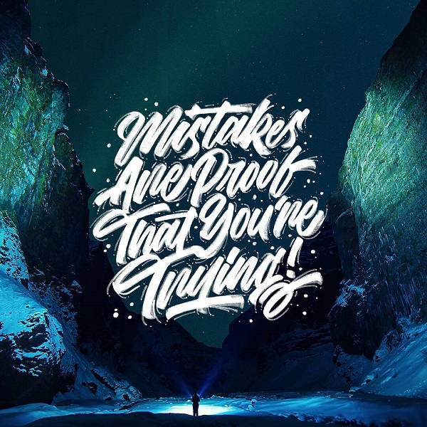 Remarkable Lettering and Typography Designs - 40