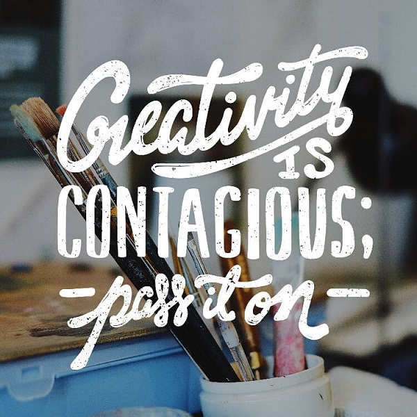 Remarkable Lettering and Typography Designs - 8