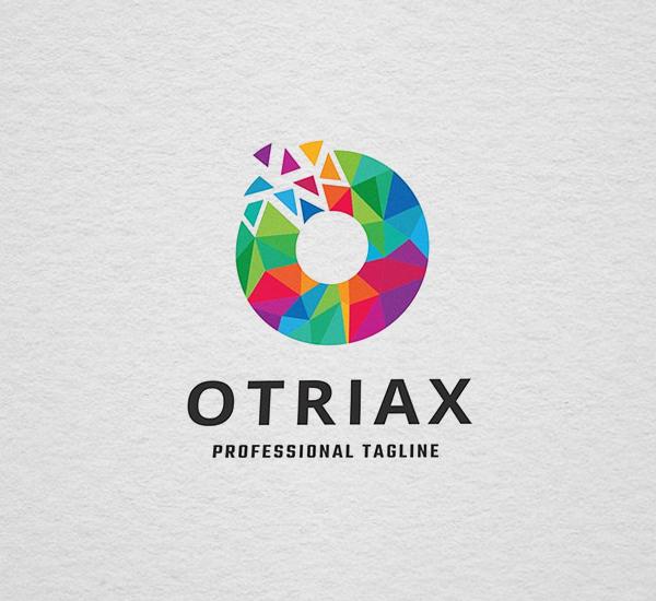 Otriax Letter O Logo Design
