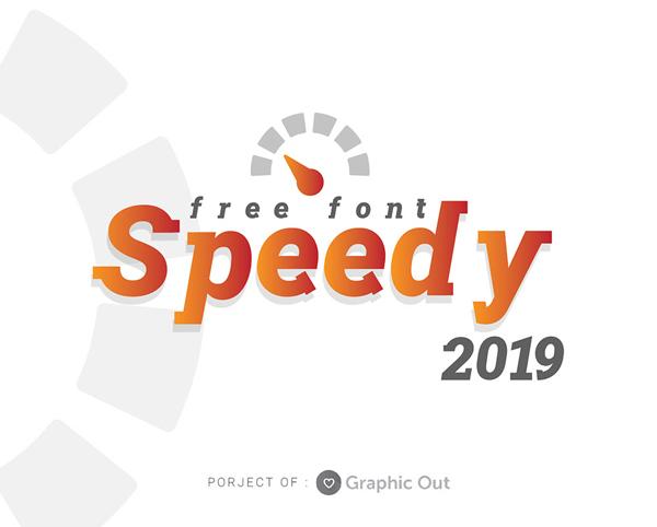 Speedy Free Font