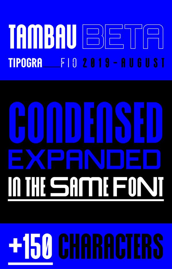 Tambau Beta Free Font