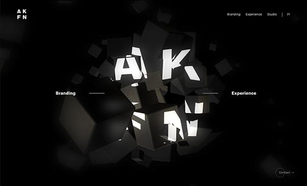 50 Creative Website Designs with Amazing UIUX - 18