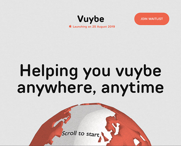 50 Creative Website Designs with Amazing UIUX - 21