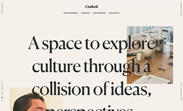 50 Creative Website Designs with Amazing UIUX - 24