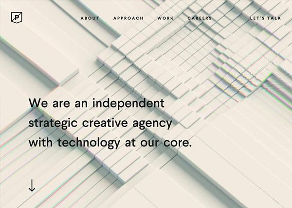 50 Creative Website Designs with Amazing UIUX - 30