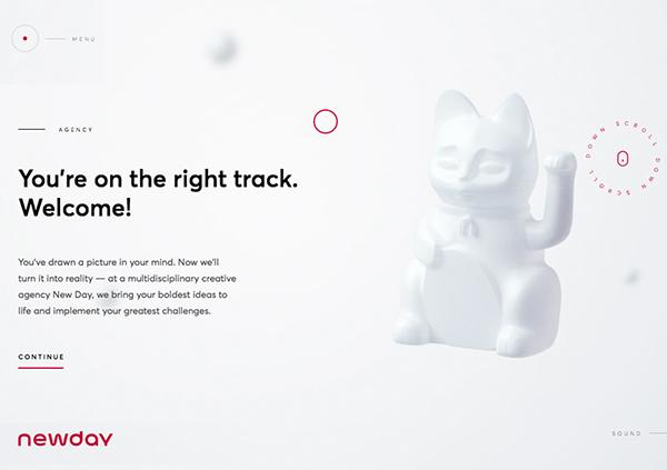50 Creative Website Designs with Amazing UIUX - 36