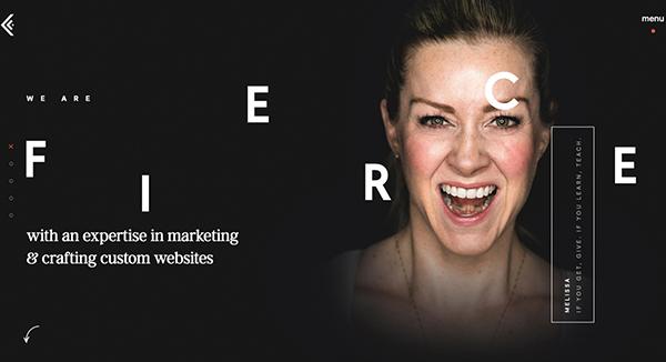 50 Creative Website Designs with Amazing UIUX - 38
