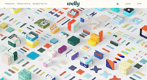 50 Creative Website Designs with Amazing UIUX - 40