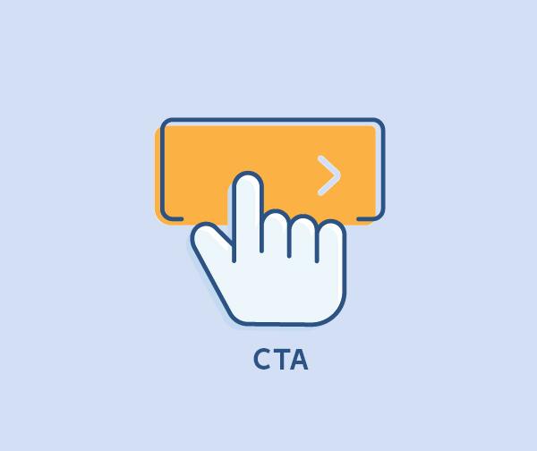 CTA button
