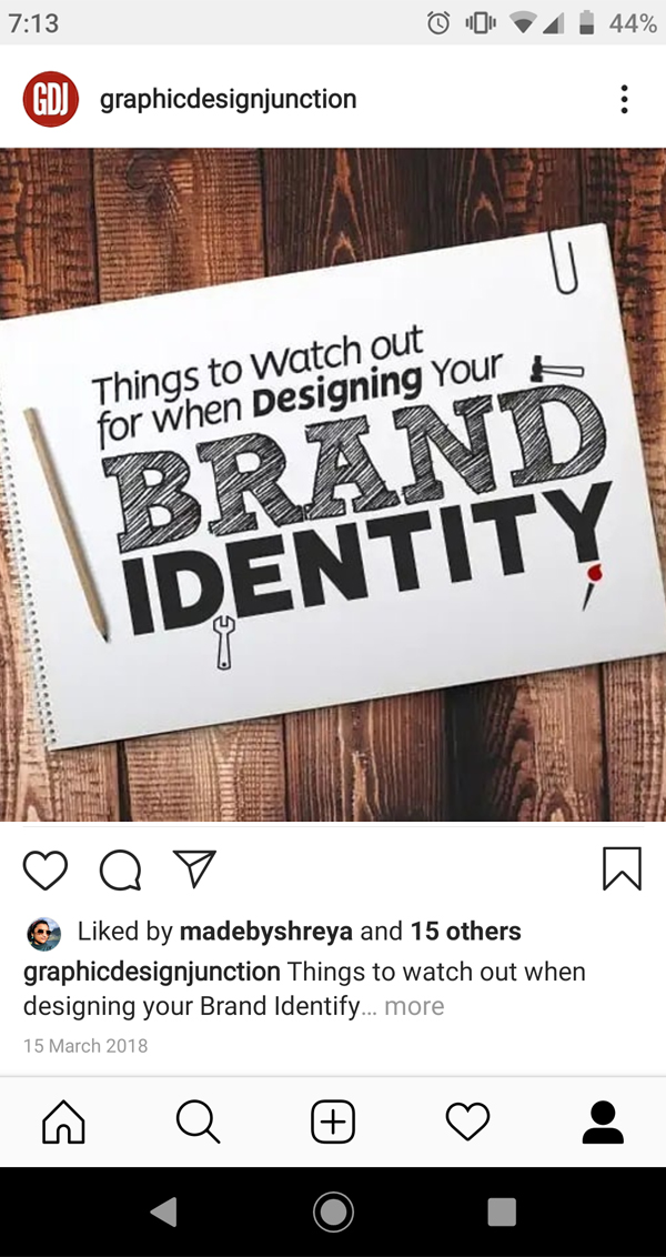 Business Instagram Account