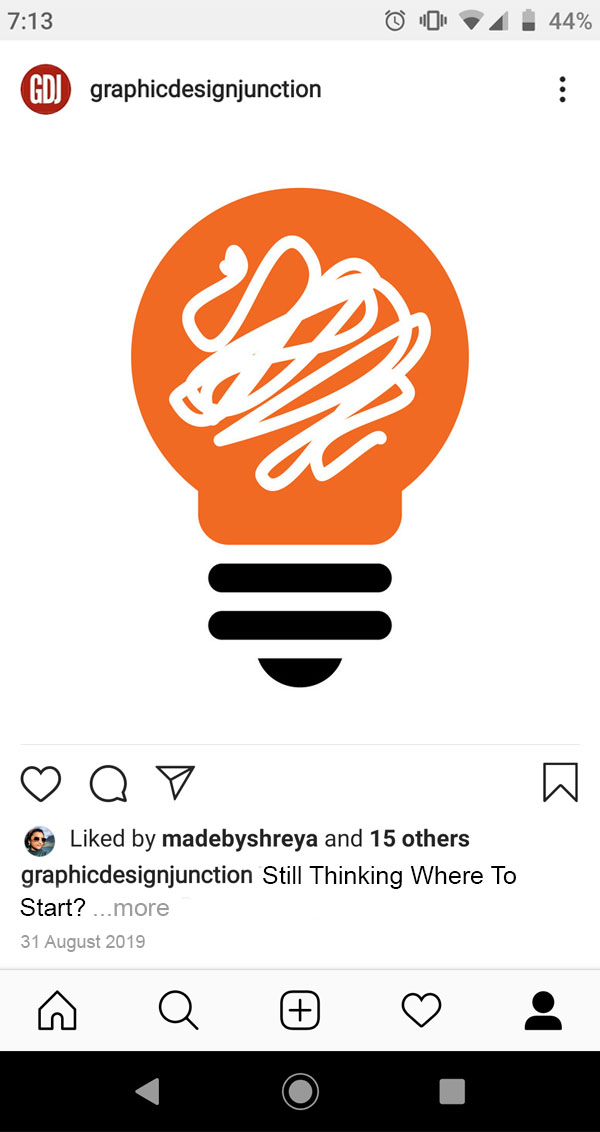 Thinking - Online Brand Awareness