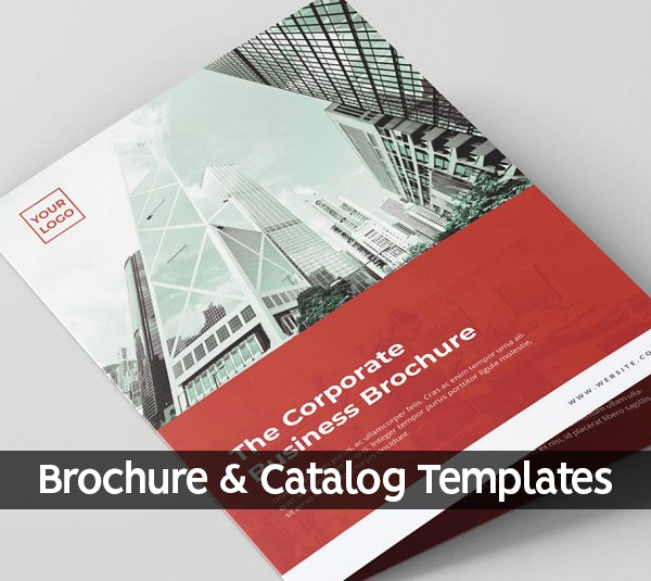 20+ New Professional Brochure Templates for Inspiration