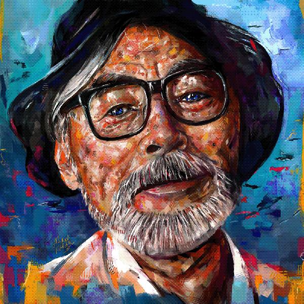 Amazing Digital Portrait Illustrations by Ahmed Karam