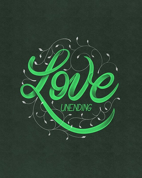 45 Remarkable Lettering and Typography Designs for Inspiration - 33