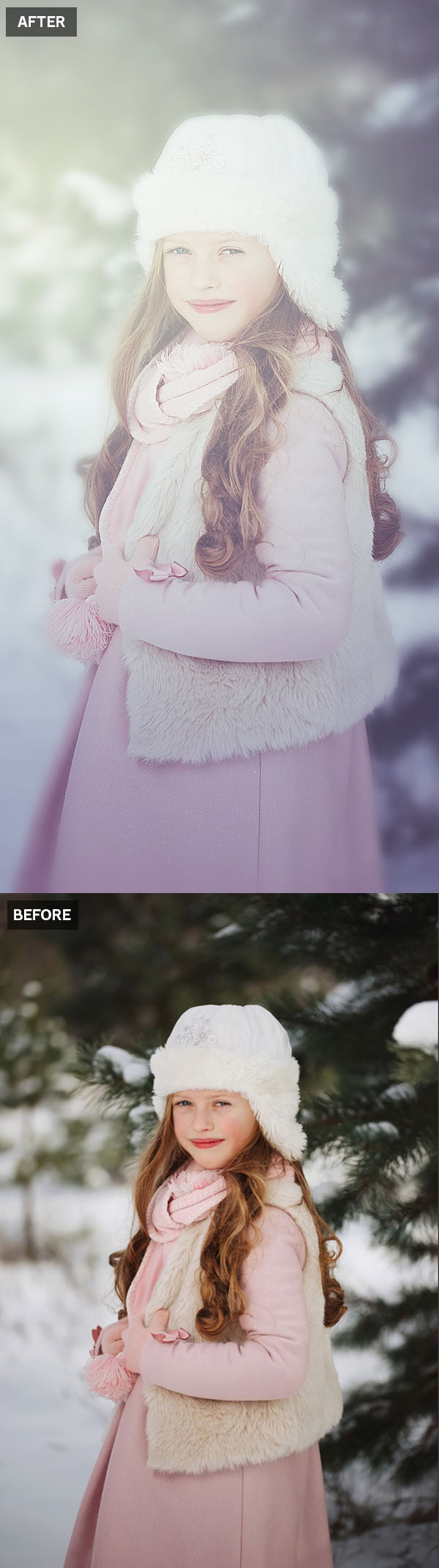 How to Create a Fog Effect Photoshop Action