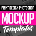 Post Thumbnail of 26 New Premium PSD Mockups for Print Design