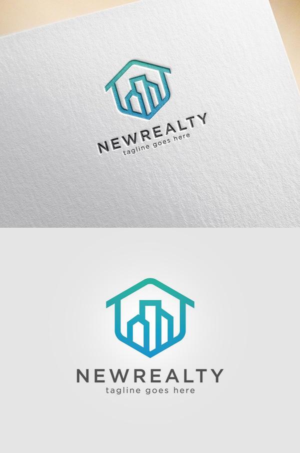 Real Estate Logo - 10