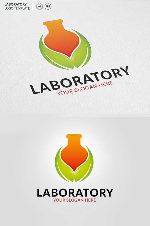 Laboratory Logo - 8