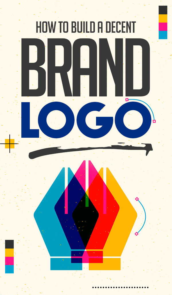 How To Build a Decent Brand Logo