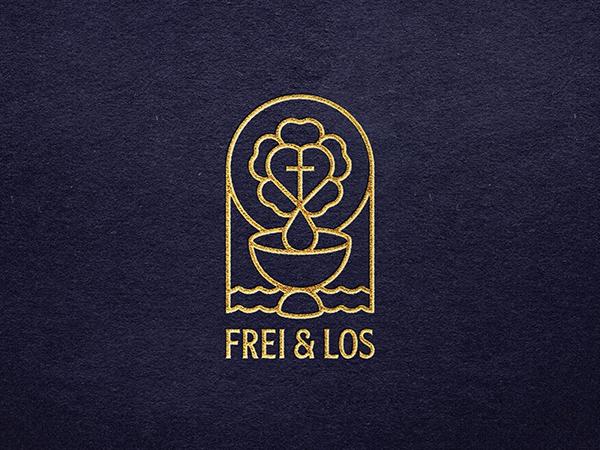 Frei & Los Logo Design
