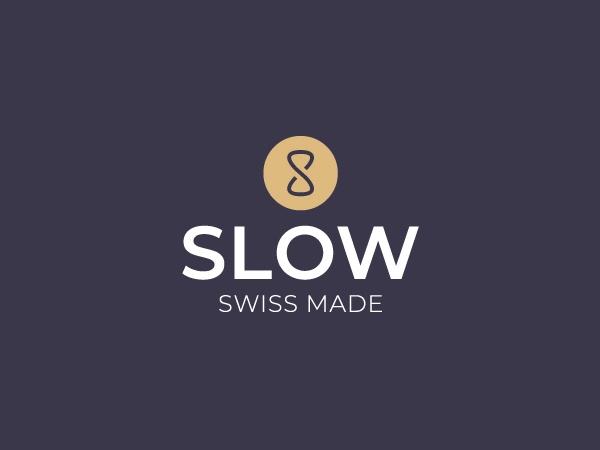 Slow Watches Logo Design