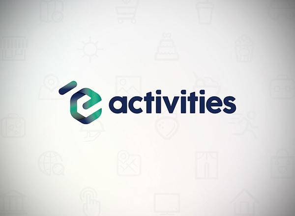E-activities Brand identity