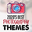 Post thumbnail of 35 Best Photography WordPress Themes For 2020