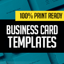 Post thumbnail of New Creative Business Card Templates – 29 Print Design