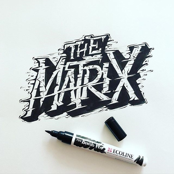 Remarkable Lettering and Typography Designs for Inspiration - 10