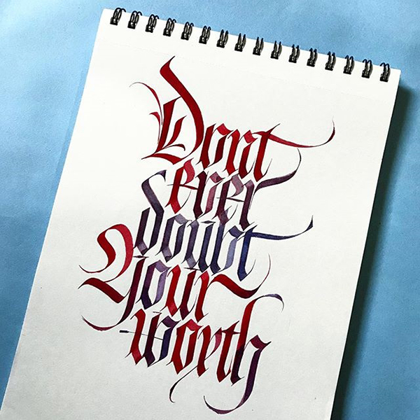 Remarkable Lettering and Typography Designs for Inspiration - 13