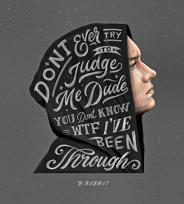 Remarkable Lettering and Typography Designs for Inspiration - 29