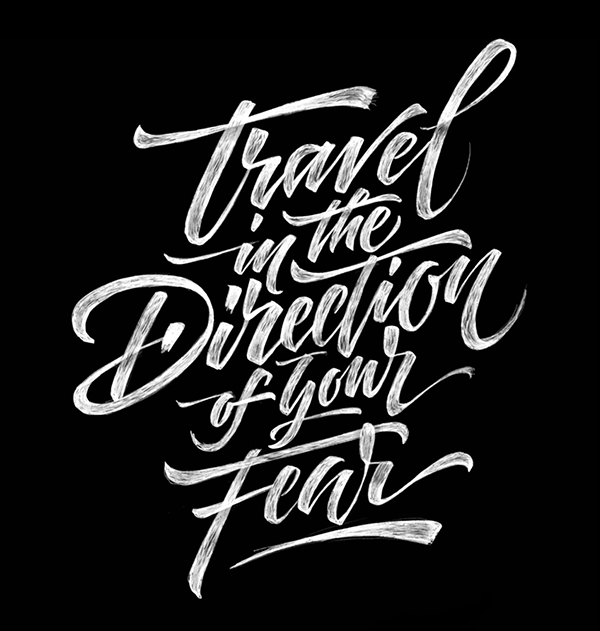Remarkable Lettering and Typography Designs for Inspiration - 38