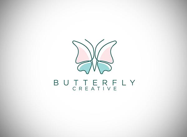 Butterfly Logo Design