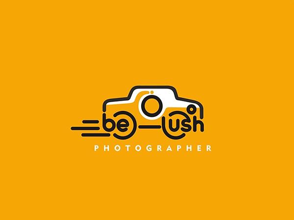 Auto Photographer Logo Design