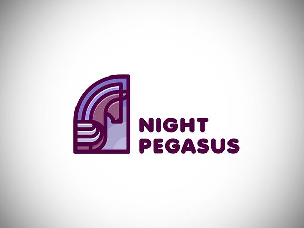 Night Pegasus Logo