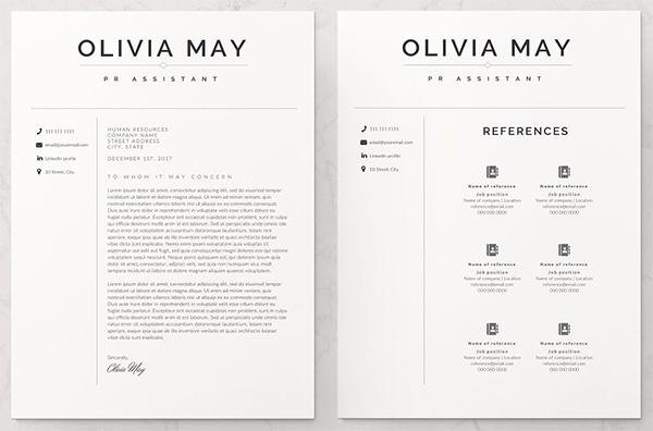 Perfect Resume Template / CV