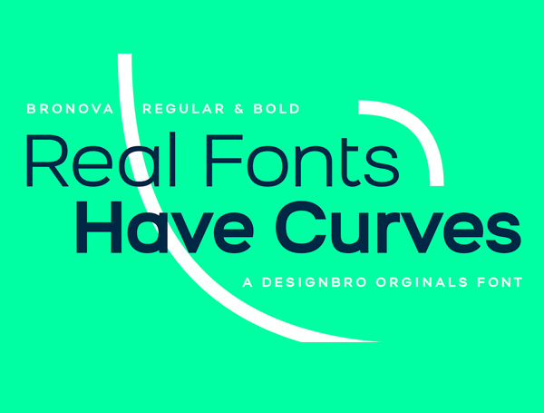 100 Greatest Free Fonts For 2021 - 94