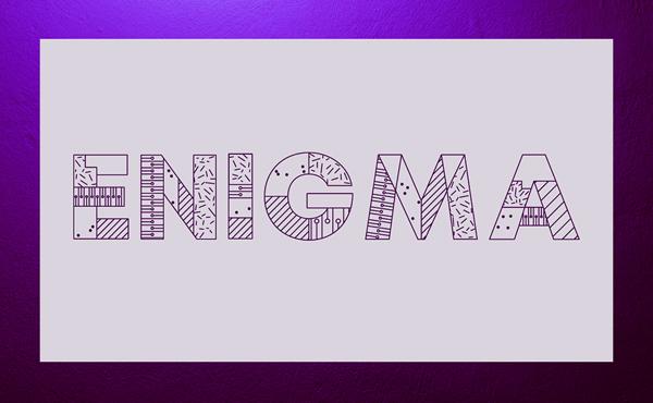 Enigma Free Font