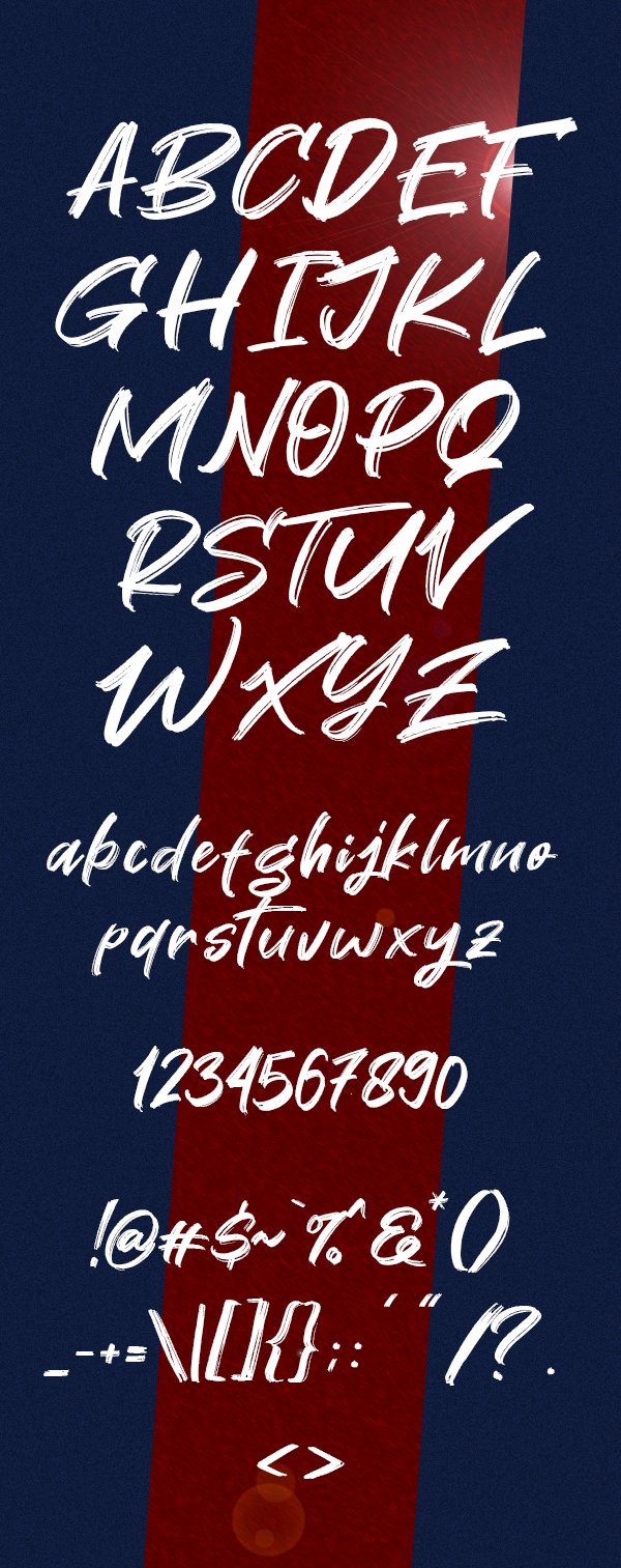 Great Sejagad Font Letters