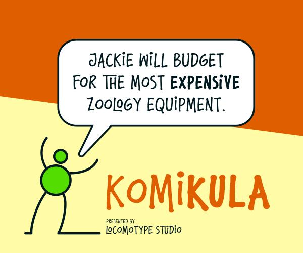 Komikula Handwritten Free Font