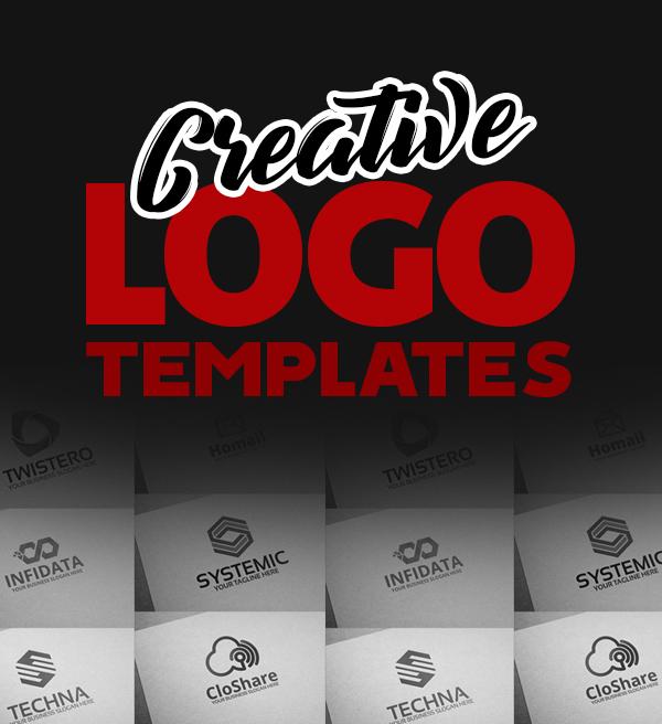 20+ Creative Custom Logo Templates
