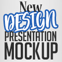 Post thumbnail of Design Presentation Mockup Templates