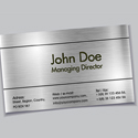 Post thumbnail of Most Popular Metal Business Cards design Of 2020