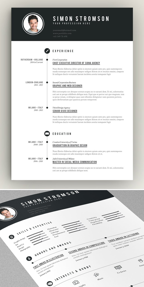 Resume & Cover