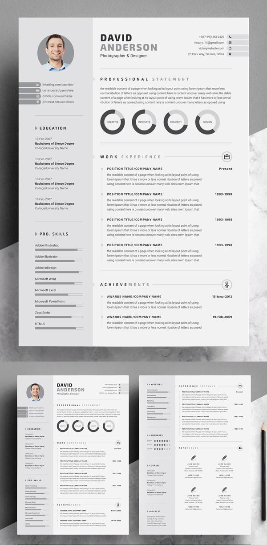 Best Creative Resume / CV