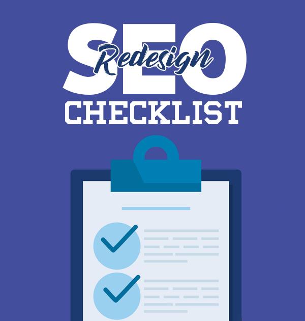 SEO Redesign Checklist