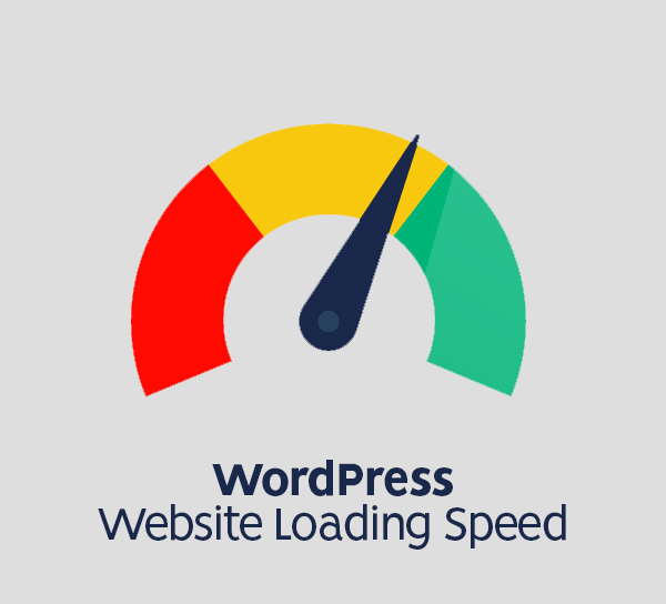WordPress Website Loading