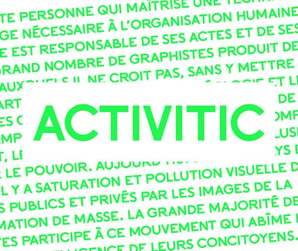 Activitic Free Font